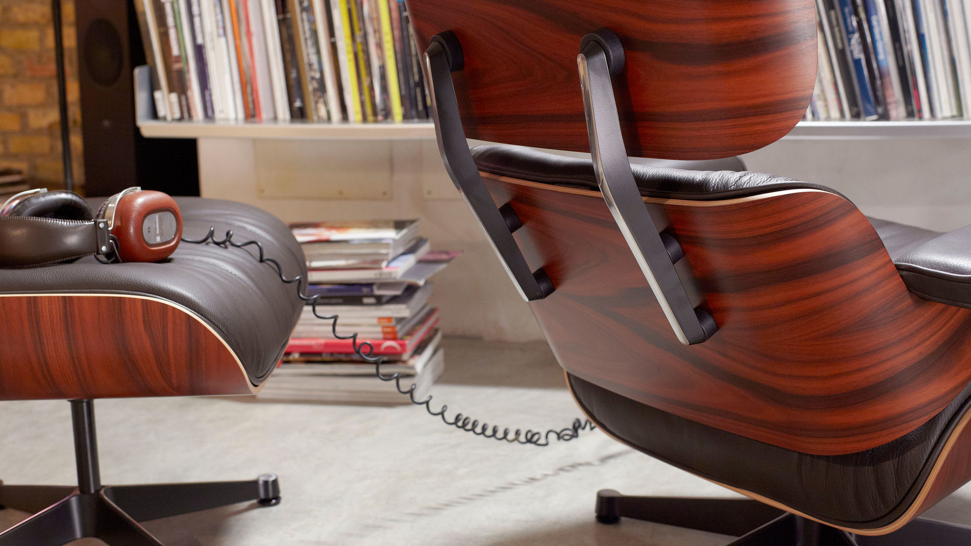 Eames Vitra Lounge Chair vitra lounge chair