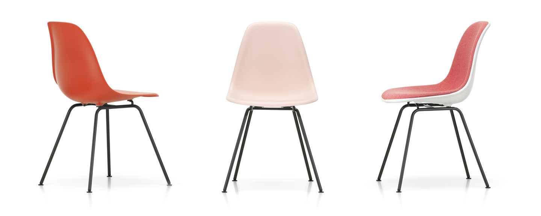 Sedie Vitra Eames.Vitra Eames Plastic Side Chair Dsx