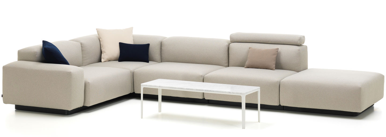 Soft Modular Sofa Four Seater Corner