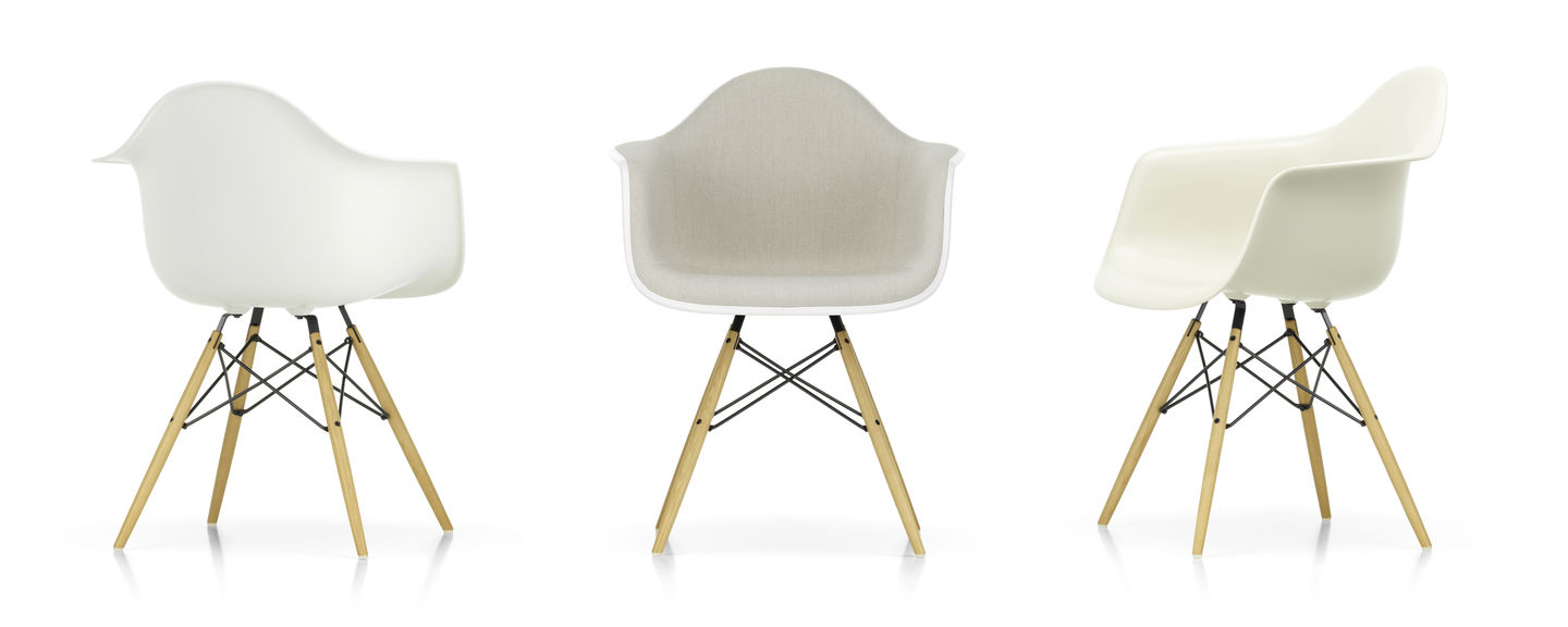Incredible Vitra Eames Plastic Armchair Daw Ocoug Best Dining Table And Chair Ideas Images Ocougorg