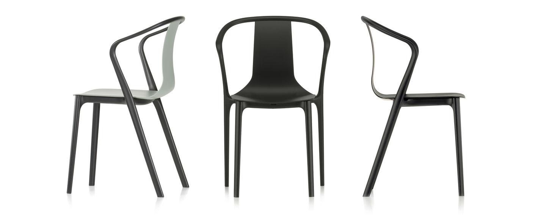 Ronan & Erwan Bouroullec vitra | belleville armchair