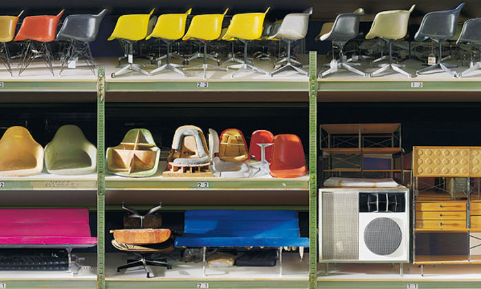 Vitra Design Museum Collections