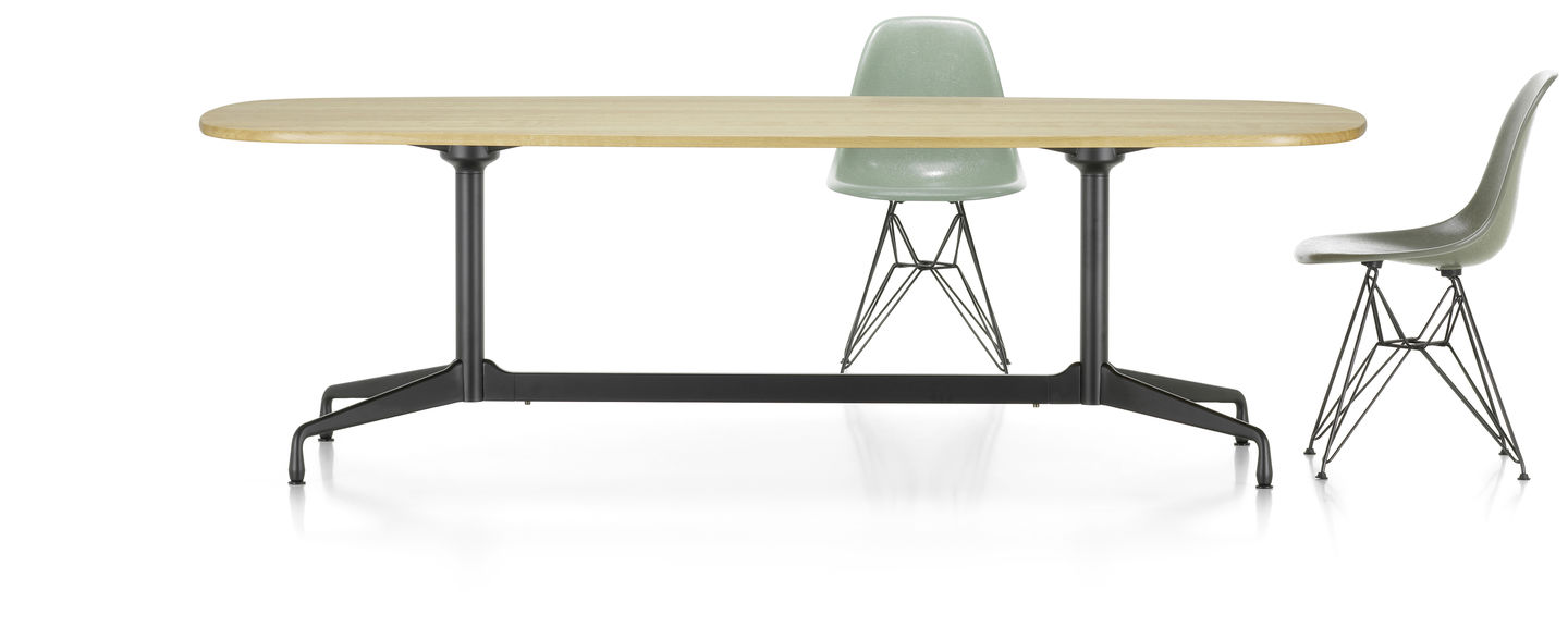 Vitra Eames Segmented Tables Dining