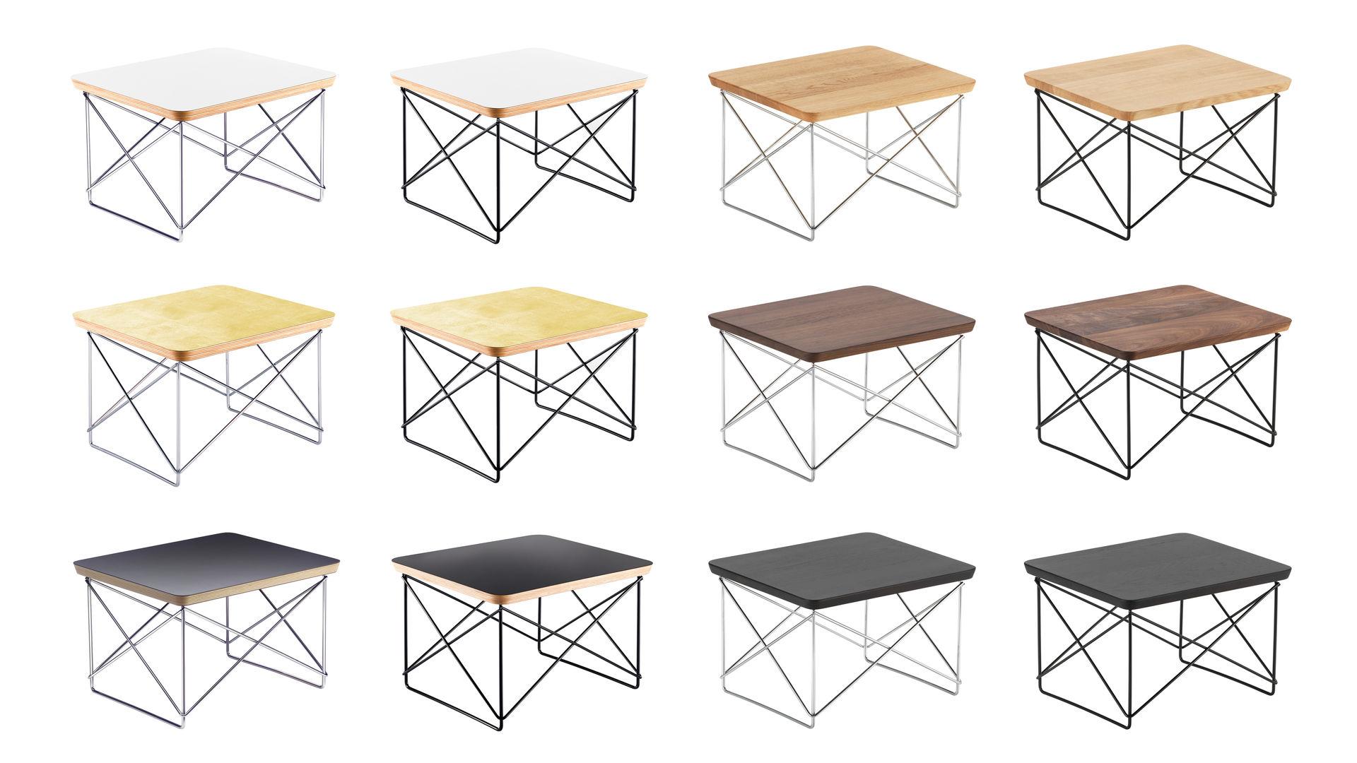 vitra occasional table ltr. Black Bedroom Furniture Sets. Home Design Ideas