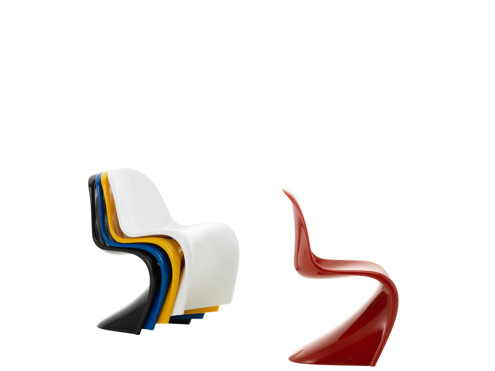 vitra the original comes from vitra panton chair