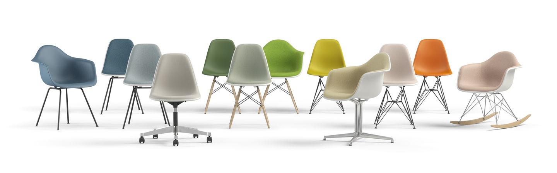 Fantastisk Vitra | Eames Plastic Chair ZF-09