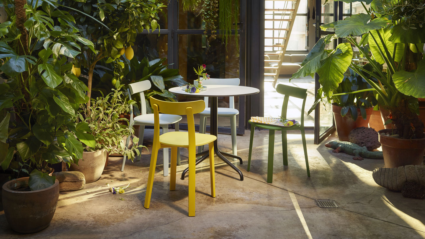 Vitra Berlin vitra the original comes from vitra all plastic chair