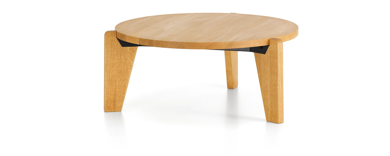 Vitra gu ridon bas - Table basse jean prouve ...