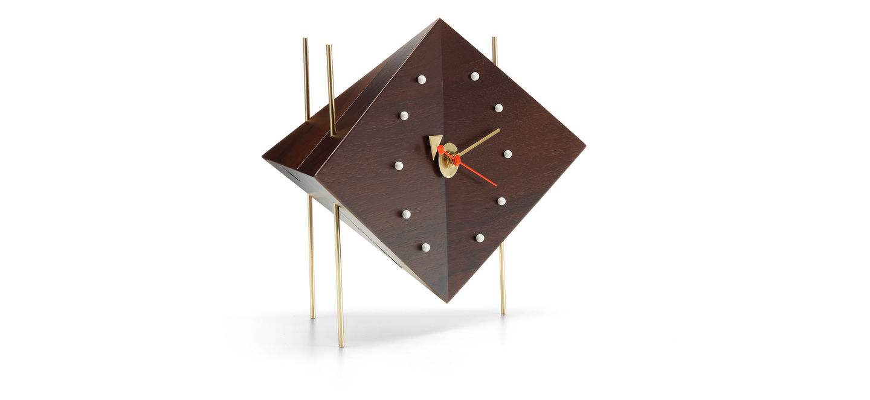 Vitra Desk Clocks Diamond Clock