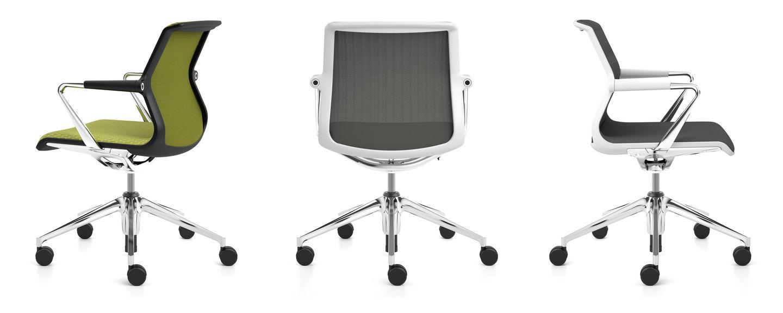 Vitra Unix Chair Five Star Base