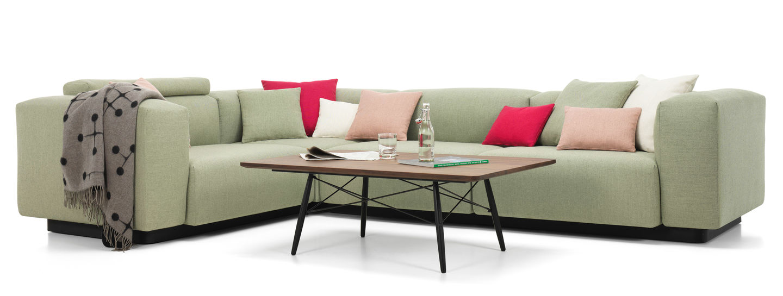 Vitra   Soft Modular Sofa Three-seater, corner element