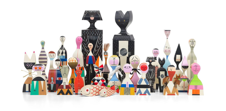 Peachy Vitra Wooden Dolls Inzonedesignstudio Interior Chair Design Inzonedesignstudiocom