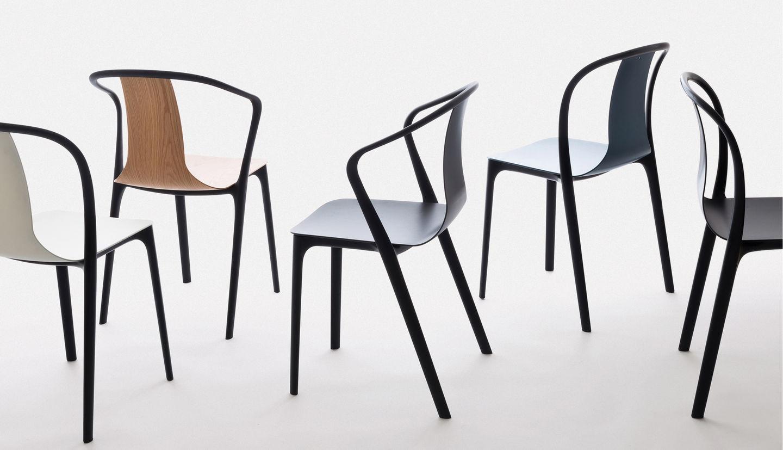 vitra belleville chair. Black Bedroom Furniture Sets. Home Design Ideas