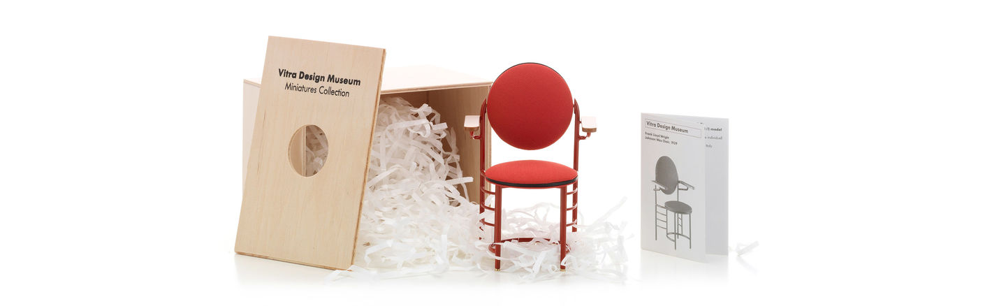 The Johnson Wax Chair Is Characterized By Round Forms Which Also Reflect  The Lines Of A Famous Building Designed By Frank Lloyd Wright, Namely The  S.C. ...