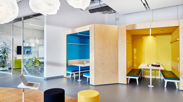 Endress+HauserFor Offices: Maulburg, Germany Part 49
