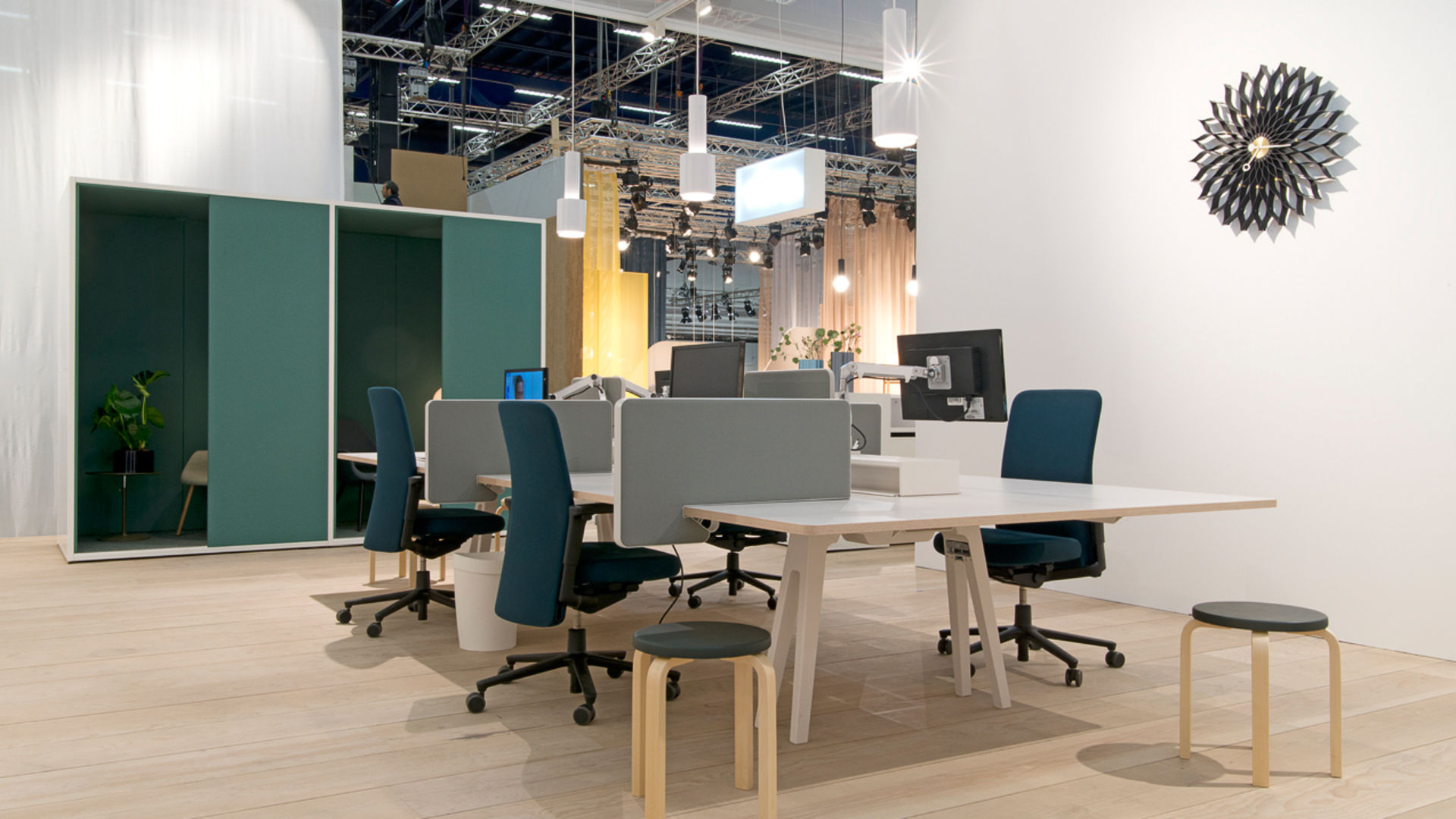 stockholm office. Vitra At Stockholm Furniture \u0026 Light Fair Office