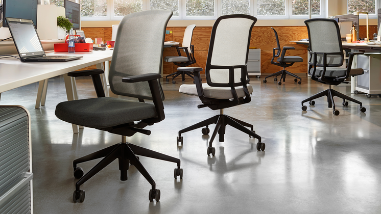 The Latest Task Chairs By VitraOffice