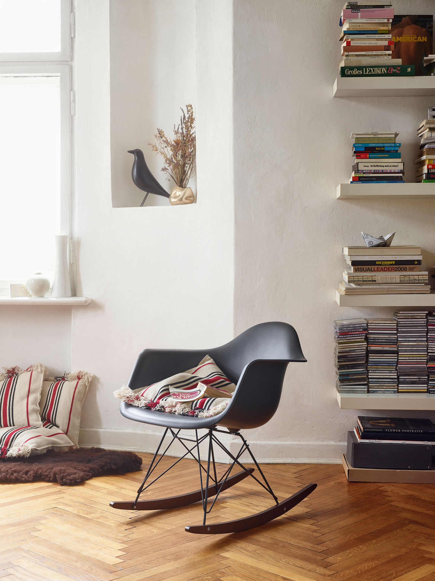 Eames Office Chair Black