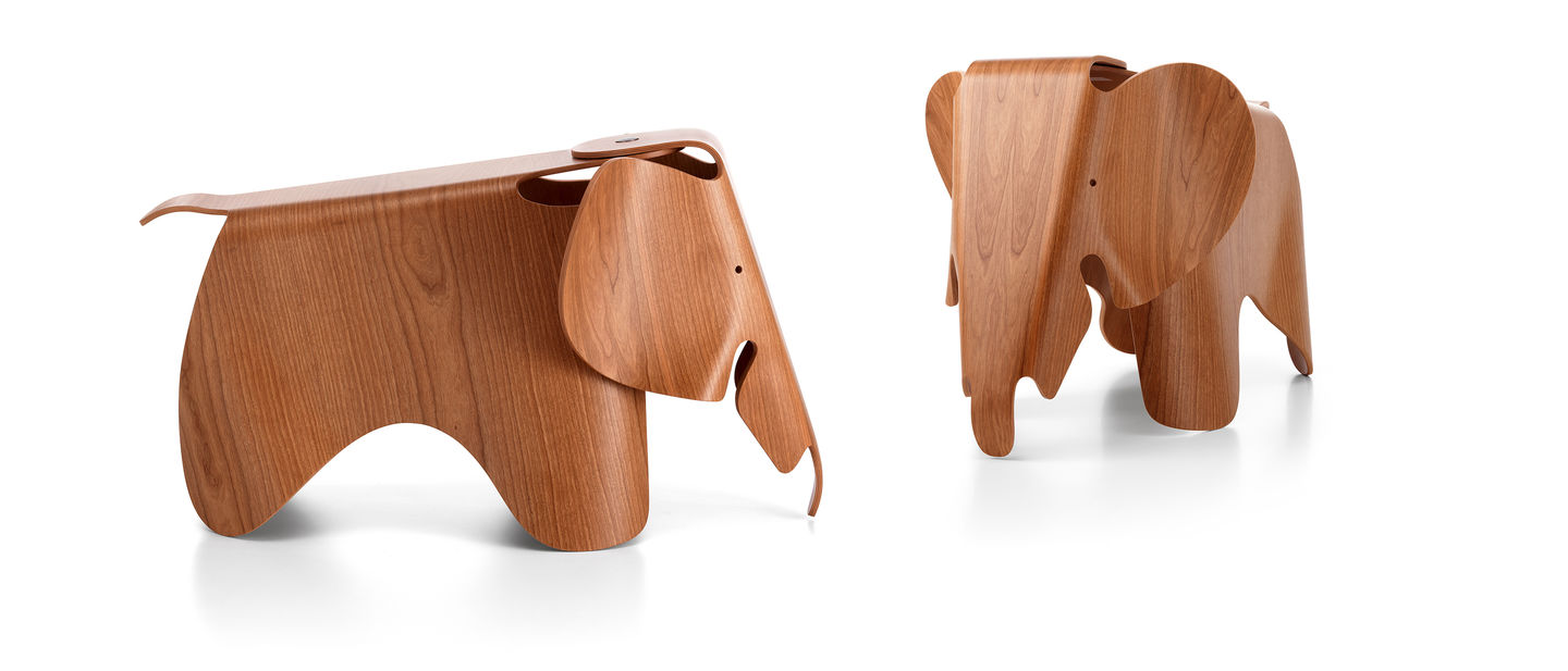 vitra eames elephant plywood. Black Bedroom Furniture Sets. Home Design Ideas