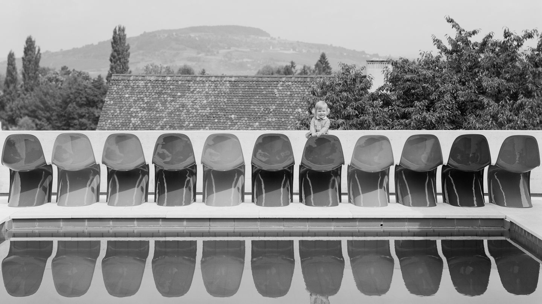 Panton Chair Classic. Verner Panton 1959/1960. alt & Vitra | Panton Chair Classic