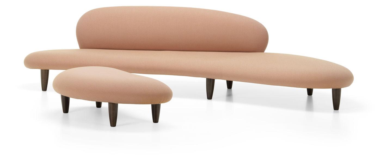 Vitra | Freeform Sofa, Freeform Ottoman