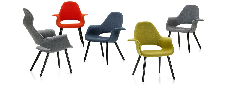 vitra organic chair