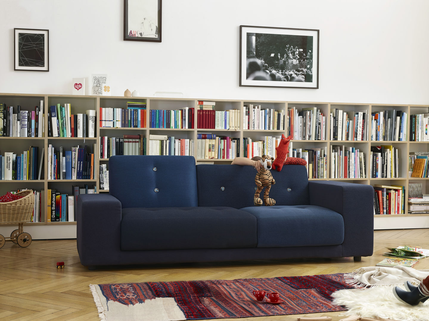 Since The Platform For Polder Sofa Is Separately Available It Can Also Be Used As An Ottoman