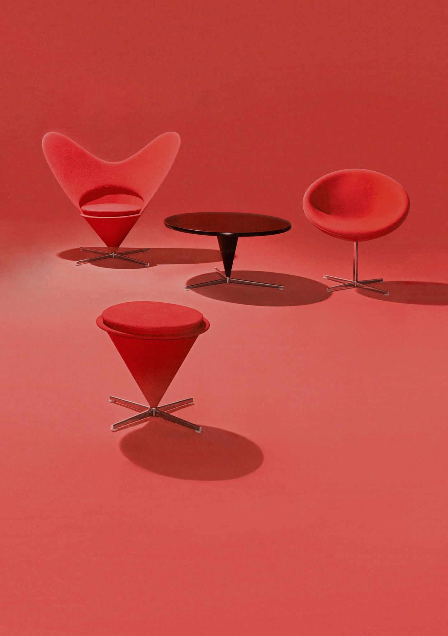 Astounding Vitra The Original Is By Vitra Cone Chair Uwap Interior Chair Design Uwaporg