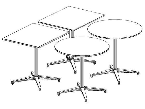 Genial Vitra | Bistro Table