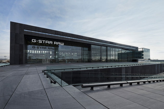 The Cooperation of G-Star RAW and Vitra