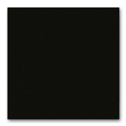 12 negro oscuro revestimiento en polvo (liso)