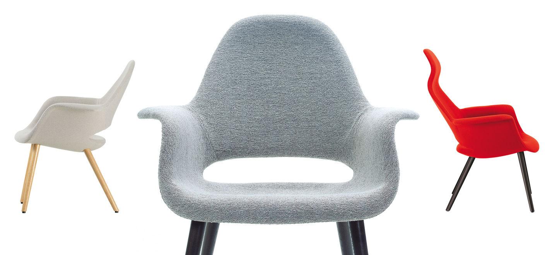 Vitra Organic Chair # Muebles Eero Saarinen