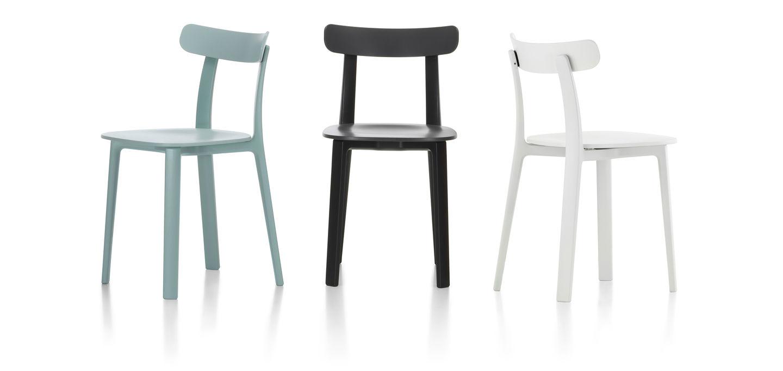 Dessin Par Jasper Morrison Le All Plastic Chair Rappelle Les Chaises En Bois Classiques Tout Dveloppant Leur Expression Et Fonctionnalit