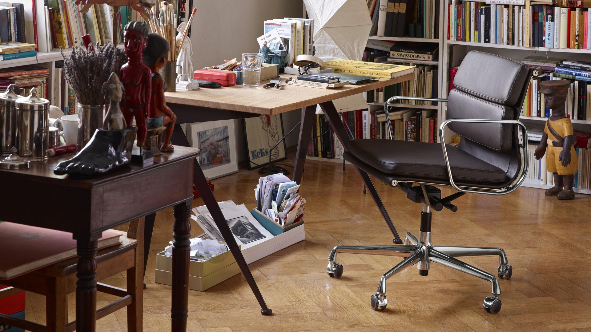 Pad VitraSoft Chairs Ea Ea Pad VitraSoft 217219 Chairs qVzGSUMp