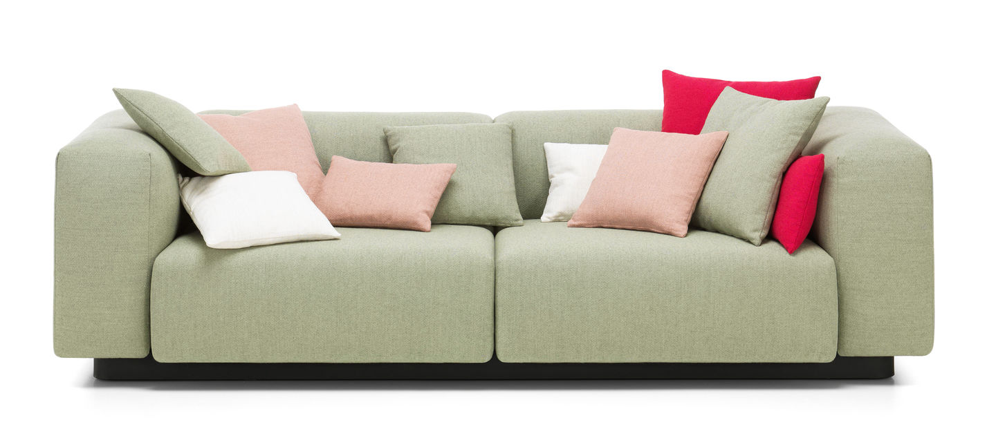 Vitra Soft Modular Sofa - Formation decorateur interieur avec magasin vente canapé