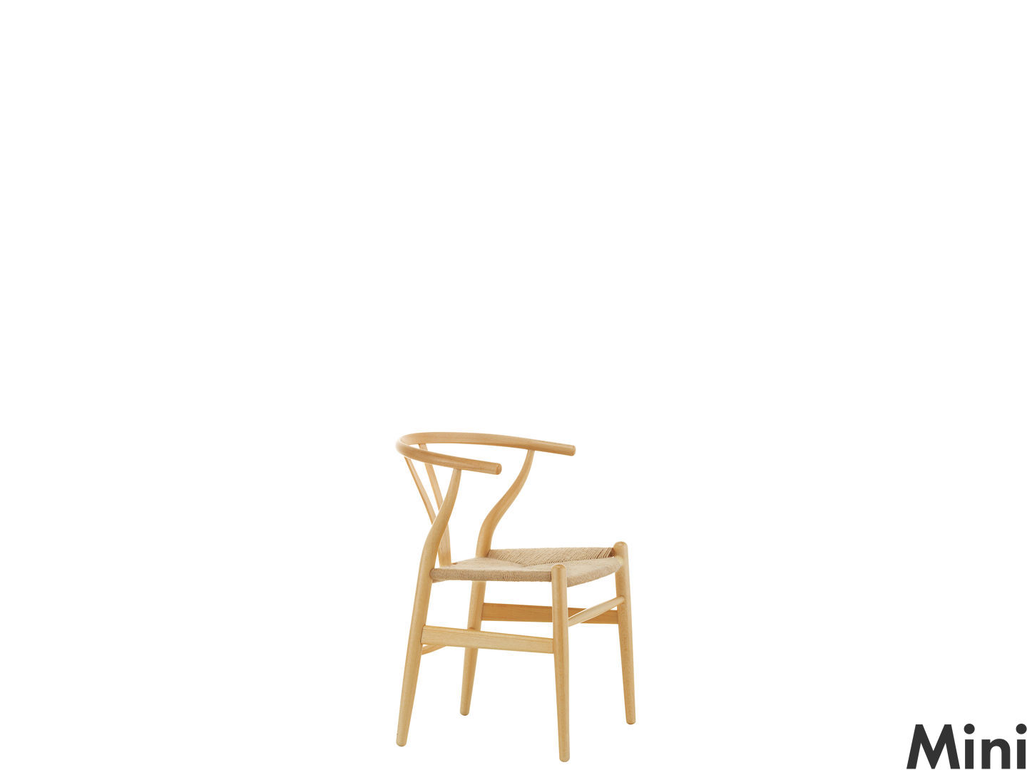 Vitra miniatures collection y chair - Copie mobilier design ...