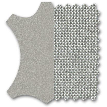 64/05 cément/ blanc crème / gris sierra