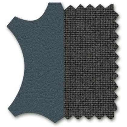 60/69 bleu fumé/gris foncé