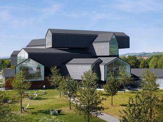Vitra vitra campus for Vitra museum basel
