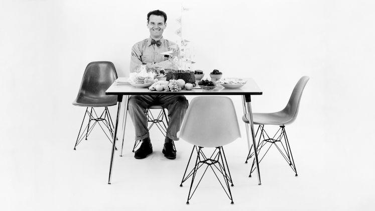 Eames Stoel Origineel : Vitra het origineel