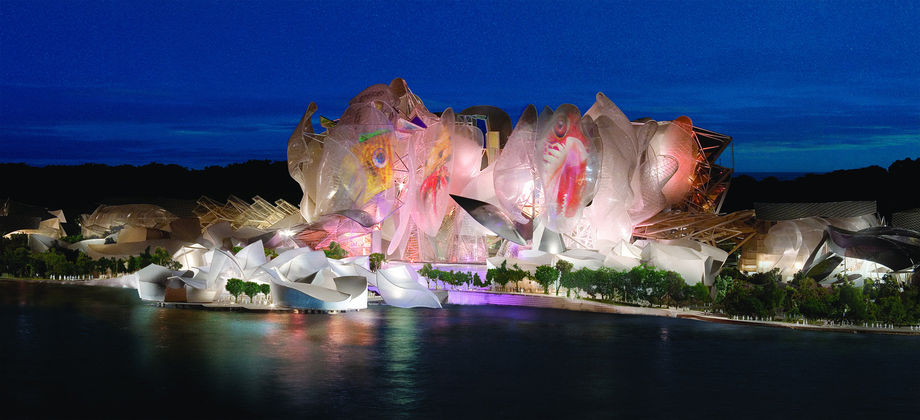 Frank Gehry sinds 1997
