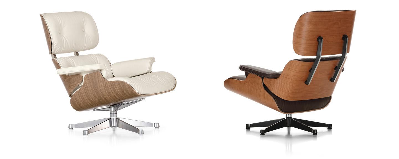 Lounge Stoel Gebruikt.Vitra Lounge Chair